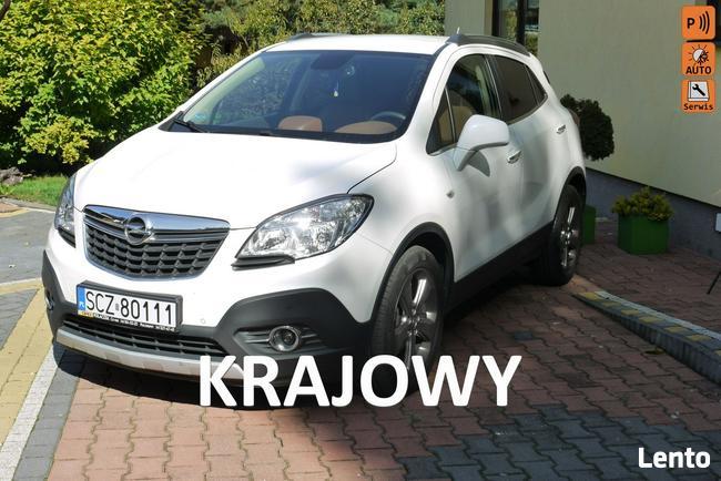 Opel Mokka 1.4 140KM. Krajowy. I właściciel Częstochowa - zdjęcie 1