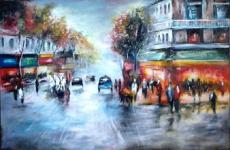 Pejzaże – malarstwo olejne na zamówienie Szczecin - zdjęcie 10