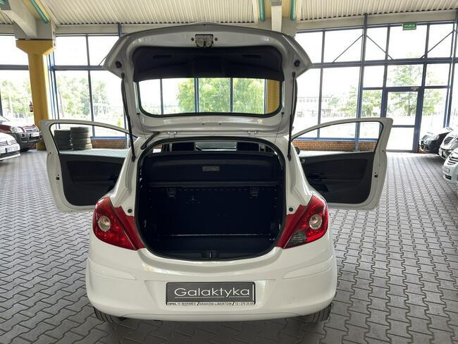 Opel Corsa 1 REJ 2011 ZOBACZ OPIS !! W podanej cenie roczna gwarancja Mysłowice - zdjęcie 8