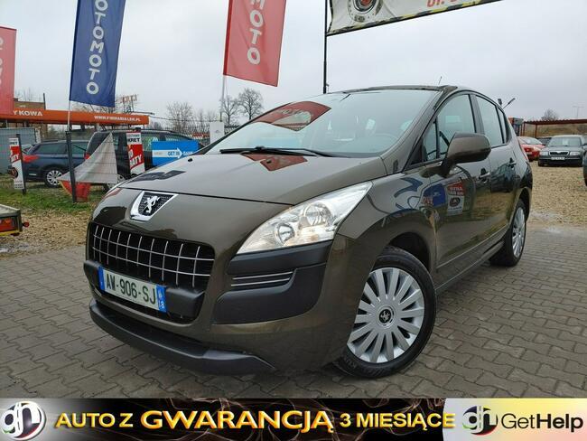 Peugeot 3008 1.6Hdi piękny kolor Klima zadbane rodzinne auto Opłacony Częstochowa - zdjęcie 2