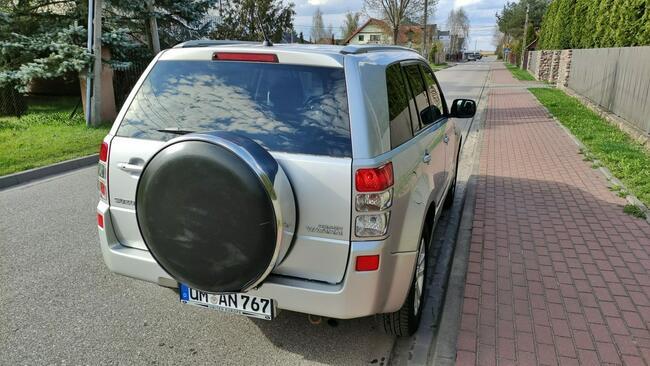 Suzuki Grand Vitara 1.9 Diesel 4x4 Klimatronic Navi Szyberdach Błonie - zdjęcie 7