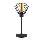 Lampa Nocna SEMPLIKA Volta Light Factory LOFT LED czarna Częstochowa - zdjęcie 1