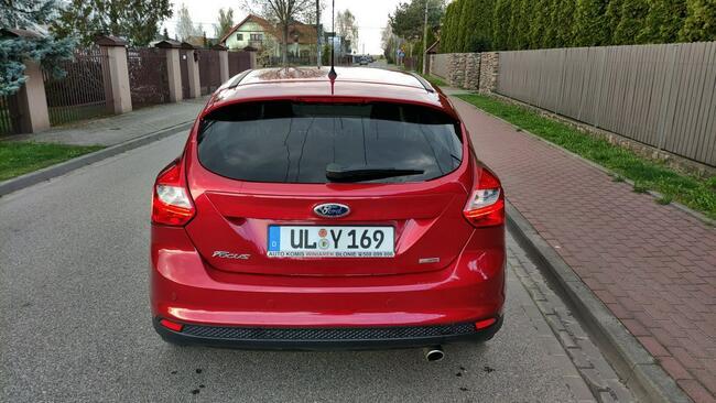 Ford Focus 1.6 Benzyna 182KM TITANIUM Asystent Biksenon Led Błonie - zdjęcie 8