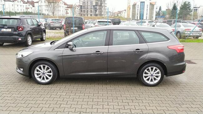 Ford Focus 1,5TDCi 120KM Titanium 18.04.2017 Xenon gwarancja GS36687 Warszawa - zdjęcie 5
