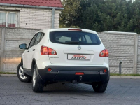 Nissan Qashqai 1,6i 115KM Tempomat/Alu/Serwis/AUX/GwArAnCjA Węgrów - zdjęcie 4