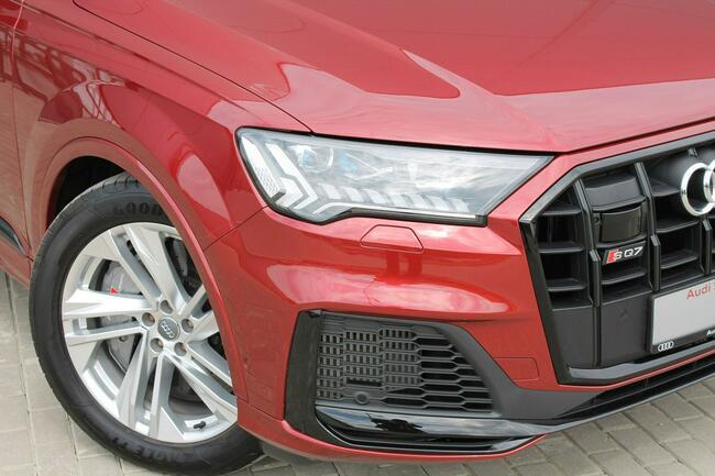 Audi SQ7 435 KM Lasery oś skrętna webasto B&O Advanced Dach panor Gdańsk - zdjęcie 6