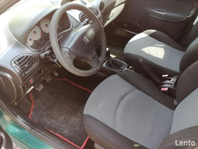 Peugeot 206 SW 1,4 Benzyna stan dobry bez wkladu finasowego Polecam Chodzież - zdjęcie 8
