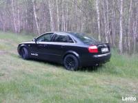 Audi A4 B6 full opcja Bogate wyposażenie czarna skóra Warto! Rusinów - zdjęcie 1