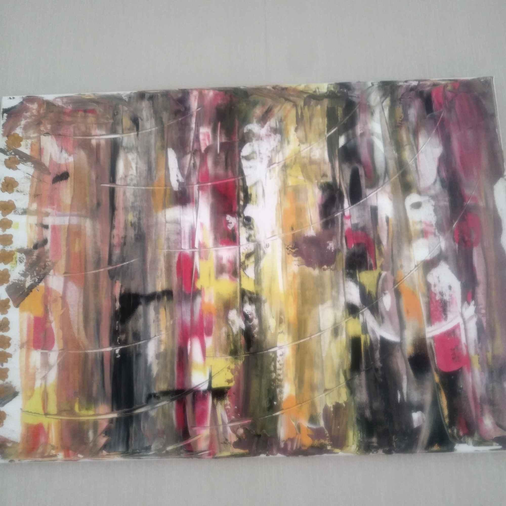 Abstrakcja Szczecin - zdjęcie 1