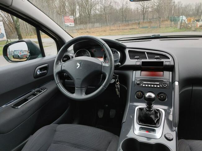 Peugeot 3008 1.6Hdi piękny kolor Klima zadbane rodzinne auto Opłacony Częstochowa - zdjęcie 6