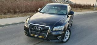 Audi Q5 4x4 Ledy Xenon Skóry Navi Gniezno - zdjęcie 4