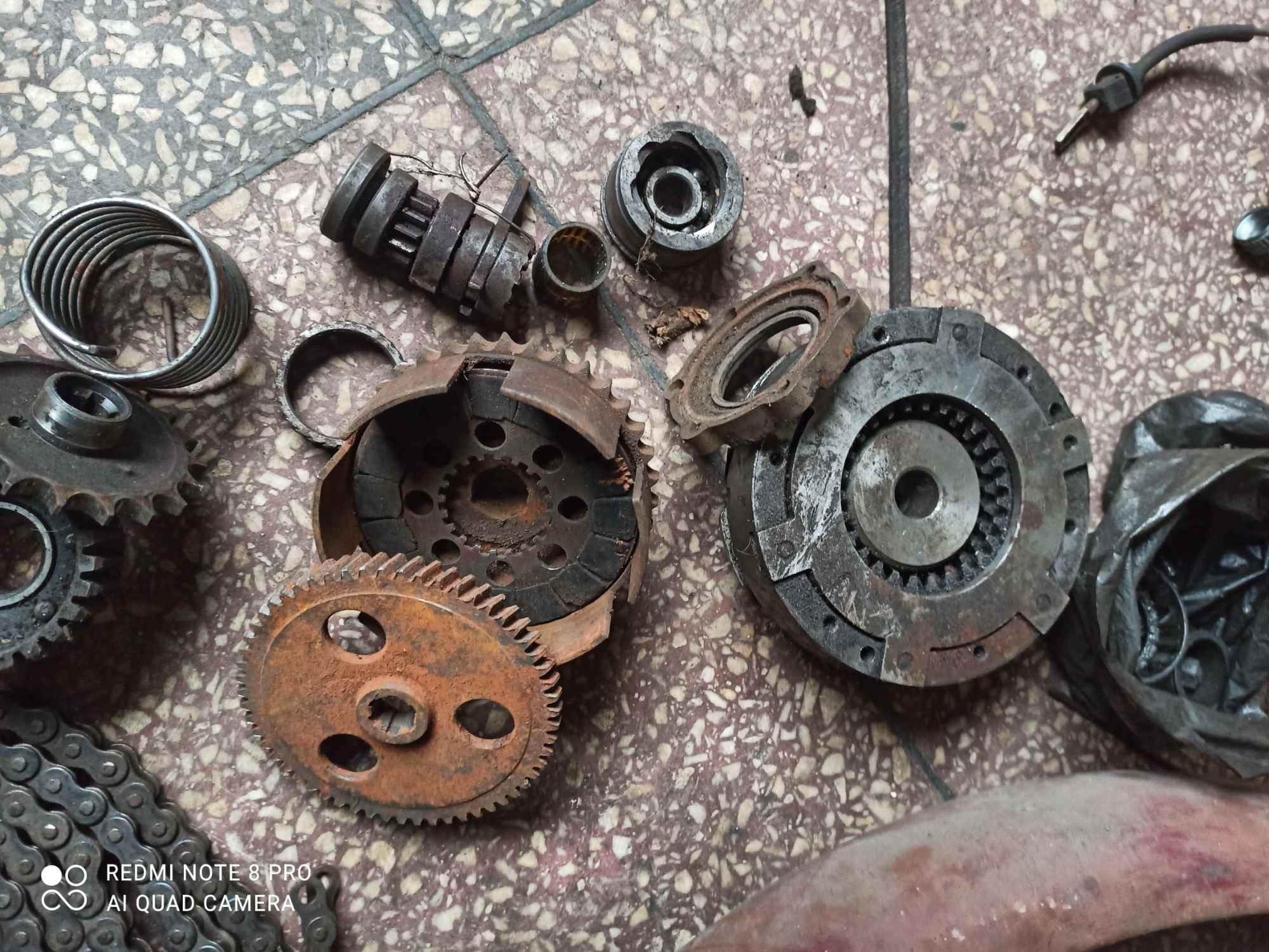 WSK  i inne części do motocykli Prl-zestaw! Częstochowa - zdjęcie 5