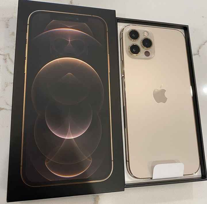 Apple iPhone 12 Pro 128GB = €600 , iPhone 12 Pro Max 128GB =  €650EUR Gdańsk - zdjęcie 4