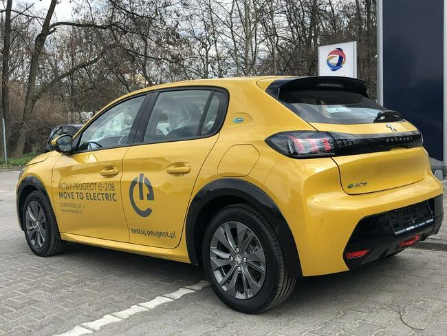 Peugeot 208 elektryk , super cena ,auto demonstracyjne Łódź - zdjęcie 3