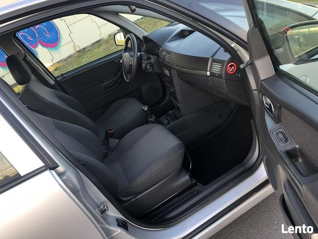 Opel Meriva 2009r 1.4 Benzyna+ LPG Klimatyzacja Gniezno - zdjęcie 11