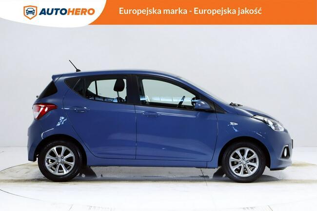 Hyundai i10 DARMOWA DOSTAWA, Hist Serwis, Grzane fotele, LED, Klima, Warszawa - zdjęcie 7