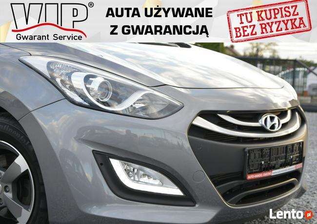Hyundai i30 1,4 16v 100 KM Koszt Rej 256 zł  roczna GWARANCCJA VIP Gniezno - zdjęcie 1