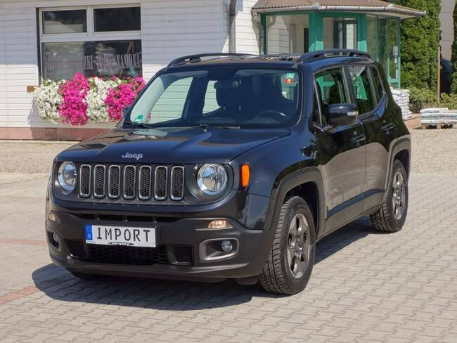 Jeep Renegade Klima Navi Alu Nowy Sącz - zdjęcie 2