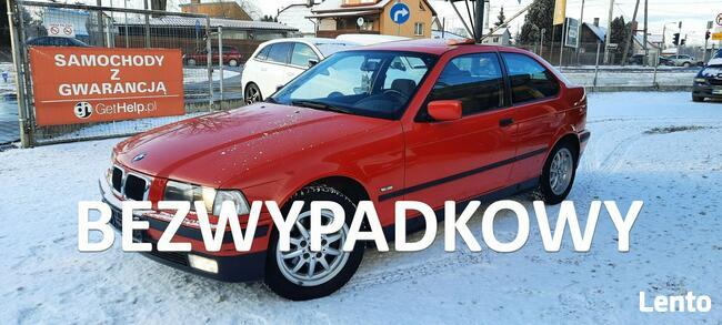 BMW e36*Org,Lakier*Individual*Czarny sufit*BEZ KOROZJI*** Kobyłka - zdjęcie 1