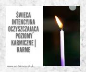 Świeca oczyszczająca karmę Toruń - zdjęcie 1