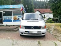 Mercedes Vito 2.2 118 CDI  Bez korozji 9 Osobowy Polecam Chodzież - zdjęcie 5