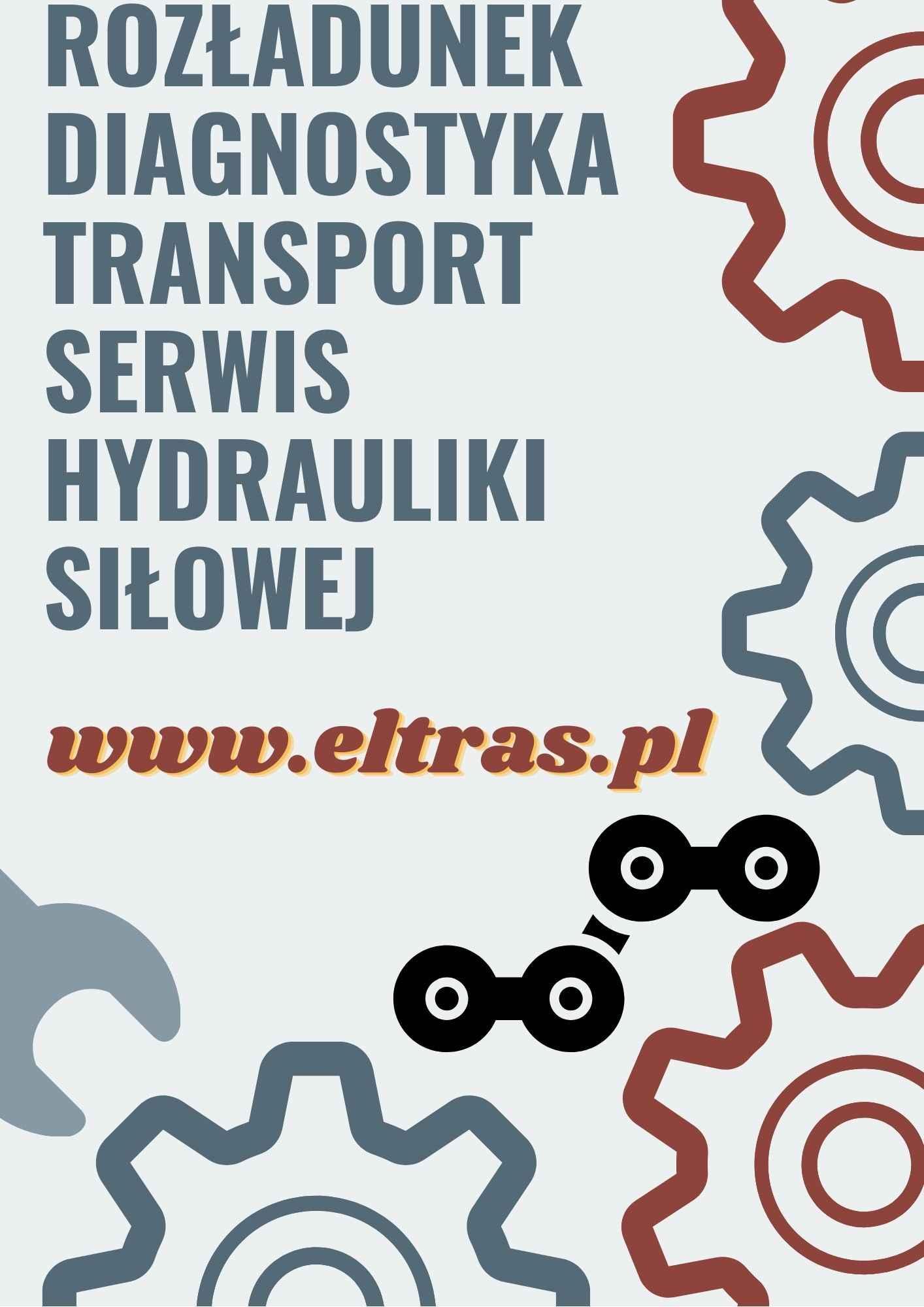 WYNAJEM MASZYN SAMOCHODÓW CIĘŻAROWYCH TRANSPORT  ELTRAS BIAŁYSTOK Białystok - zdjęcie 1