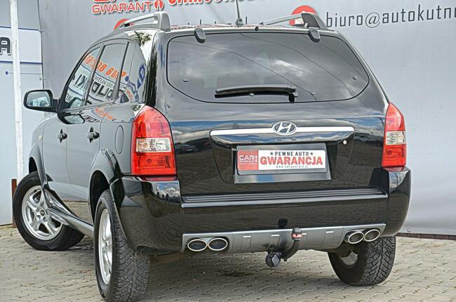Hyundai Tucson 2,0 16V Champion Raty Zamiana Gwarancja Kutno - zdjęcie 8