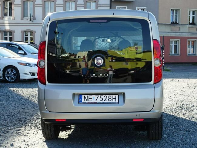 Fiat Doblo Benzyna Zarejestrowany Ubezpieczony Elbląg - zdjęcie 6