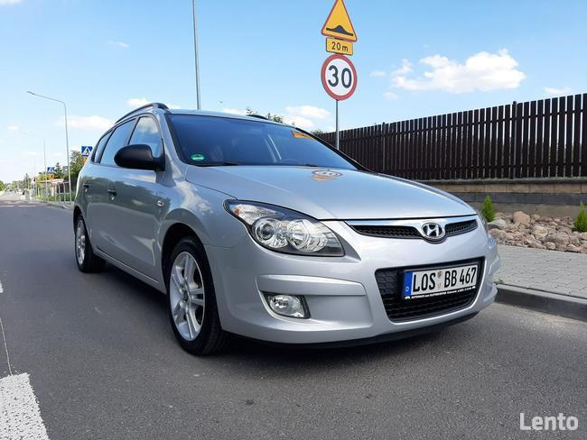 Hyundai i30 1.6CRDI Klima Alu Serwis Piekny z Niemiec Radom - zdjęcie 3