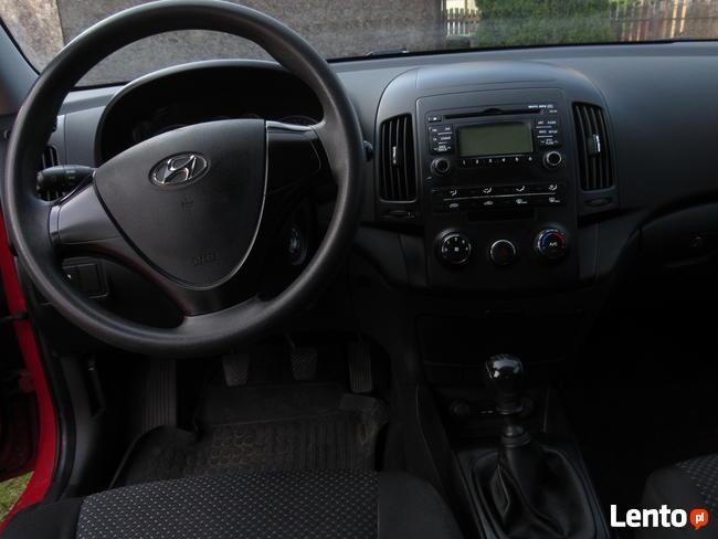 Hyundai i30 2009 benzyna 1.4 Ostrołęka - zdjęcie 6