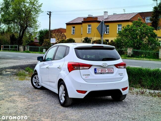 Hyundai ix20 benzyna 120 tyś km Zamość - zdjęcie 9