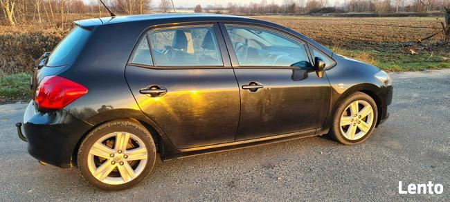 Toyota Auris 1 wlasciciel w kraju Bogata Opcja Karczew - zdjęcie 2