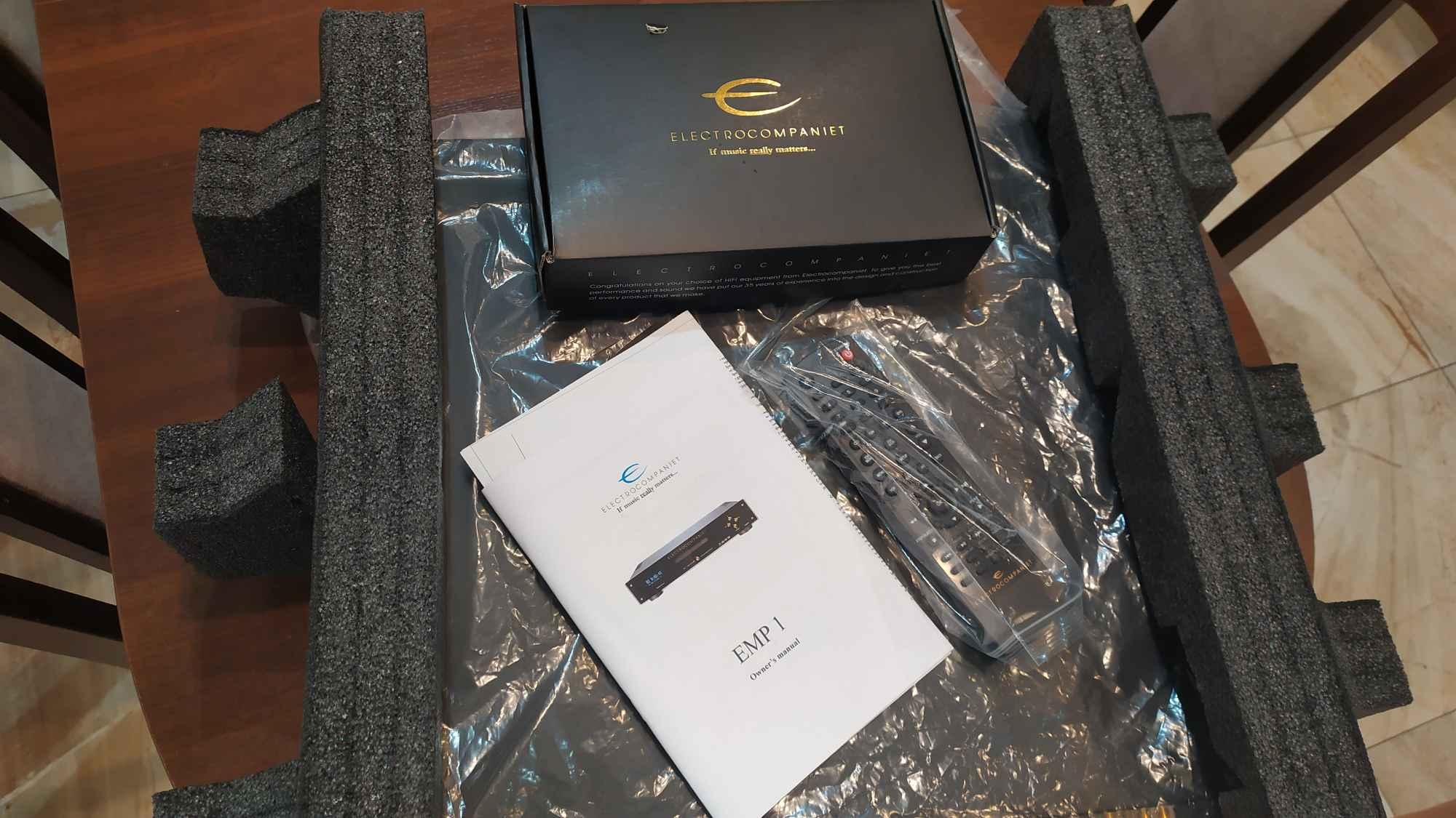 Electrocompaniet EMP1.CD SACD, MP3. Multiplayer.Unikalne urządzenie. Kazimierza Wielka - zdjęcie 10