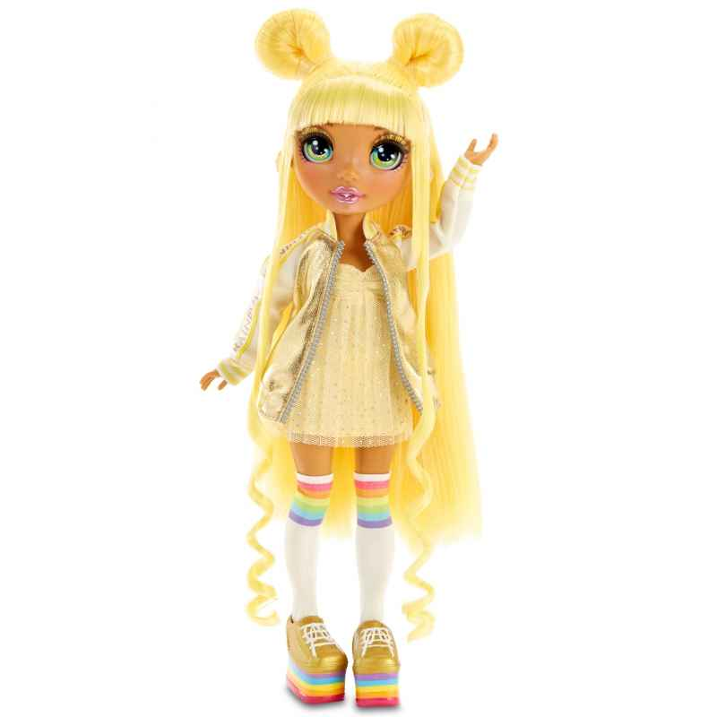 L.O.L Rainbow High Fashion Doll - Sunny Madison lalka Galiny - zdjęcie 4