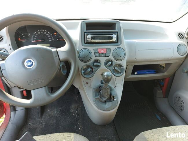 Fiat Panda Płock - zdjęcie 1