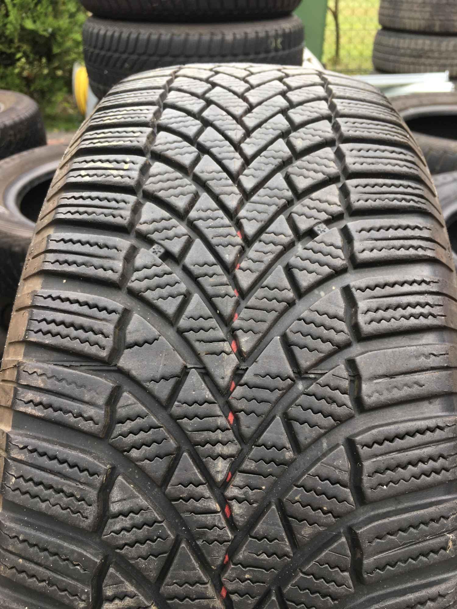 205/55/16 zimowe Bridgestone Blizzak Rychwał - zdjęcie 2