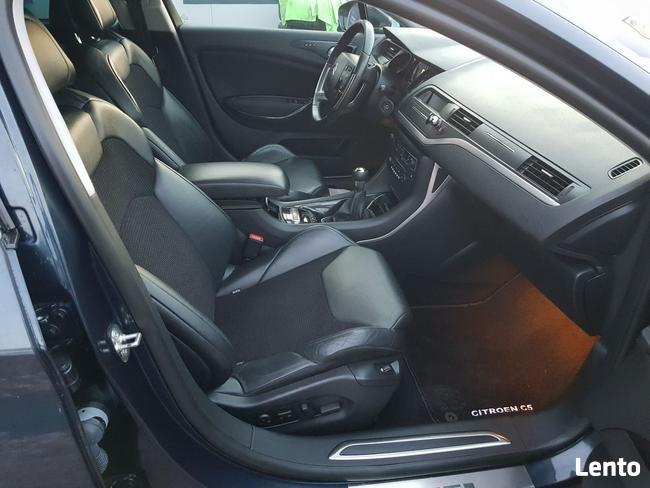 Citroen C5 / 2.0 Benzyna / Gwarancja / Opłacony / Full Opcja / Świebodzin - zdjęcie 12