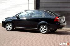 Chevrolet Aveo Klimatronic / Alu / RATY BEZ BIK / 2006r / 1,4 / 94KM Mikołów - zdjęcie 8
