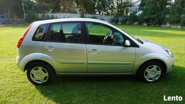 Ford Fiesta z Niemiec opłacona, Gwarancja Zielona Góra - zdjęcie 4