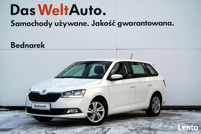 Škoda Fabia 1.0TSI 110KM SalonPL 1wł Serwisowany FV23%! Łódź - zdjęcie 4