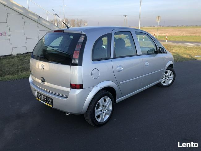 Opel Meriva 2009r 1.4 Benzyna+ LPG Klimatyzacja Gniezno - zdjęcie 7