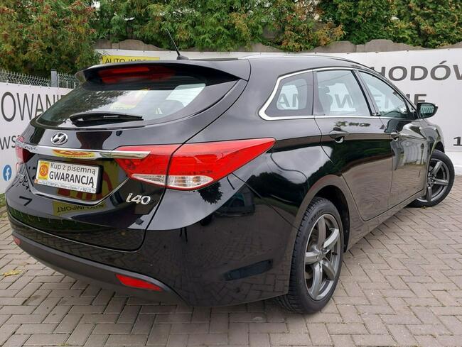 Hyundai i40 1.6 GDI benzyna 135 KM / serwis aso /  gwarancja Olsztyn - zdjęcie 7