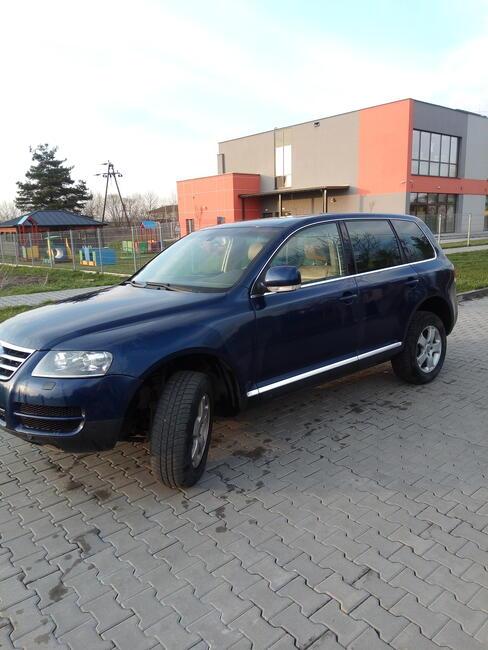 VW Touareg Niski przebieg !! Nowy Sącz - zdjęcie 6