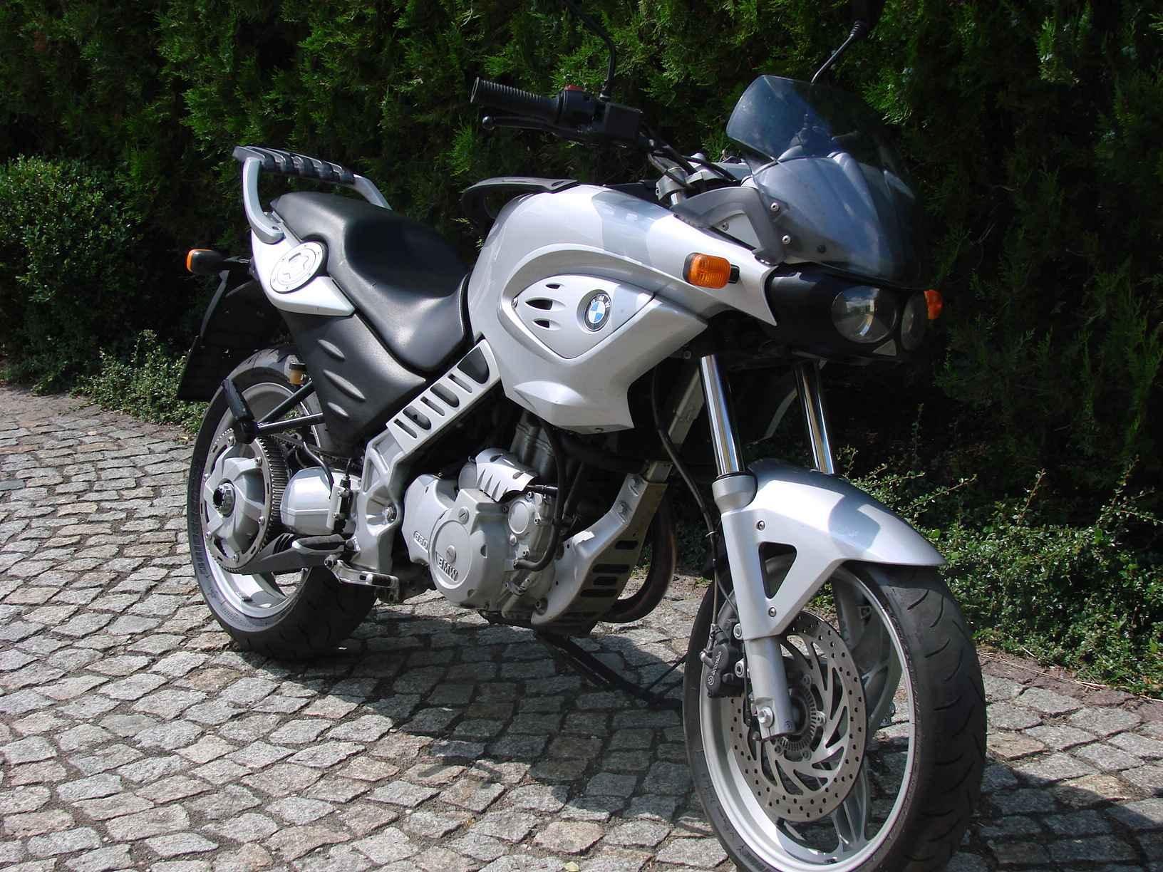 BMW F 650 CS ABS Śrem - zdjęcie 2