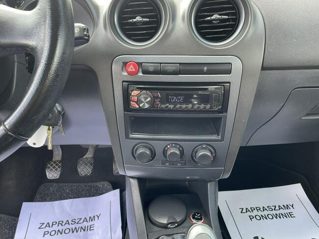 Seat Ibiza super stan z Niemiec klima benzyna Rzeszów - zdjęcie 11