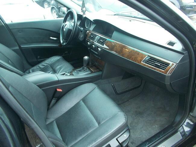BMW 530 3,0D 231PS!!!NAVI!!AUTOMAT!!! Białystok - zdjęcie 7