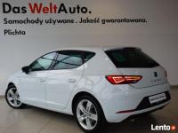 Seat Leon 1.5 TSI 150 KM FR Salon Polska VAT 23% Gdańsk - zdjęcie 3