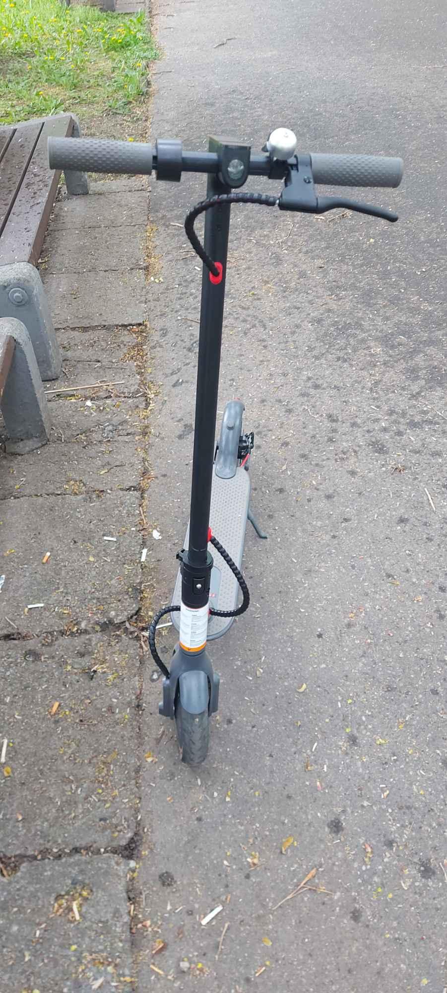 skuter elektryczny Białystok - zdjęcie 2