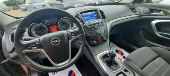 Opel Insignia duza navi zarejestrowana Lębork - zdjęcie 11