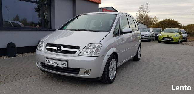 Opel Meriva Klima ! Niski przebieg Chełmno - zdjęcie 1